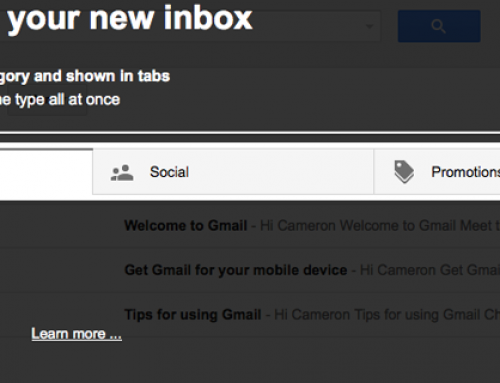 How the new Gmail tabs affects your open rate and click through