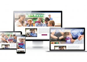 Good Shepherd Lutheran School Website Design