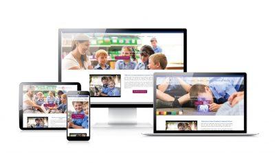 Good Shepherd Lutheran School Website Design